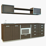 Kitchen 12 3d model