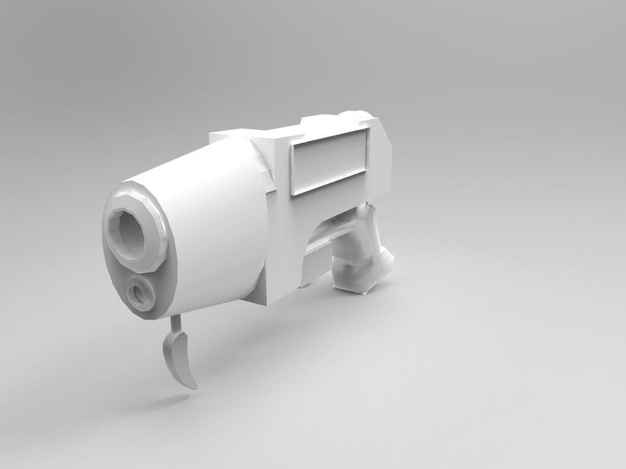 оружие royalty-free 3d model - Preview no. 12