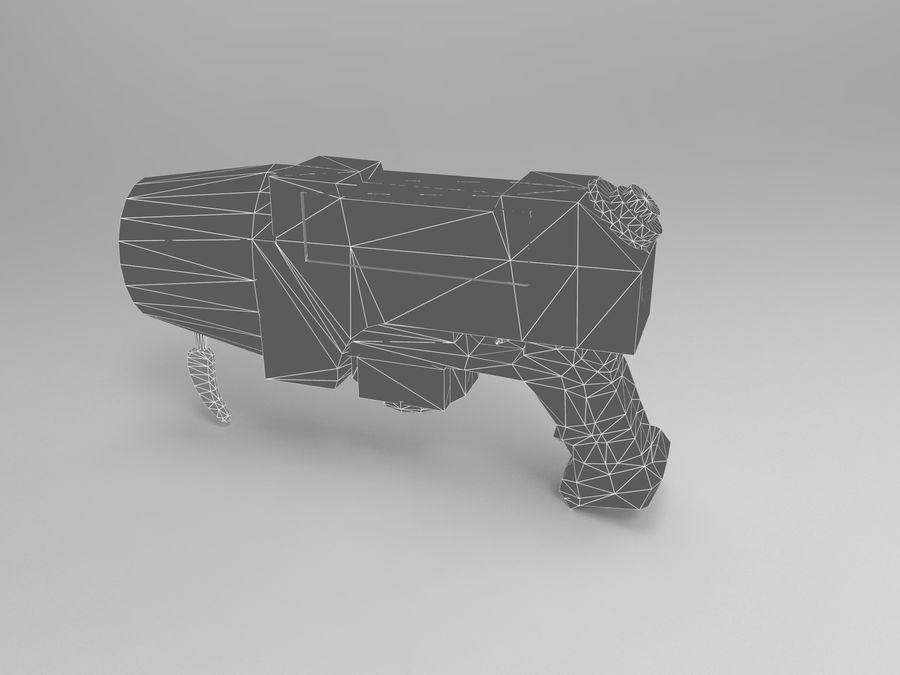оружие royalty-free 3d model - Preview no. 15