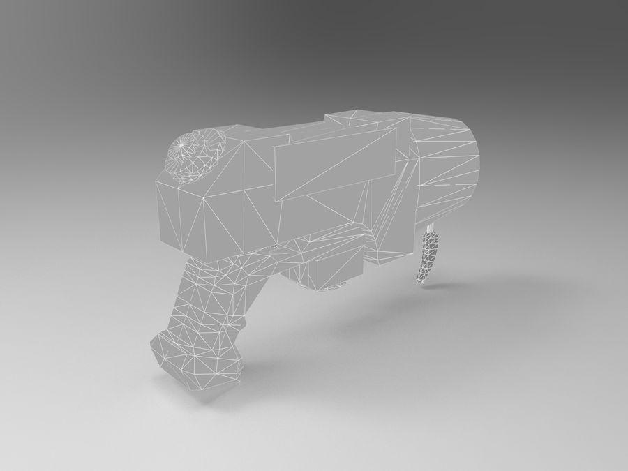 оружие royalty-free 3d model - Preview no. 14