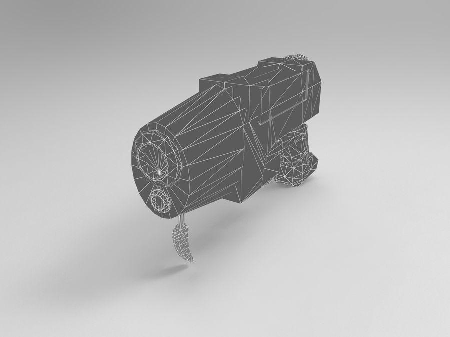 оружие royalty-free 3d model - Preview no. 16