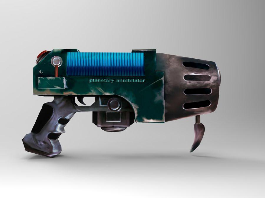 оружие royalty-free 3d model - Preview no. 8