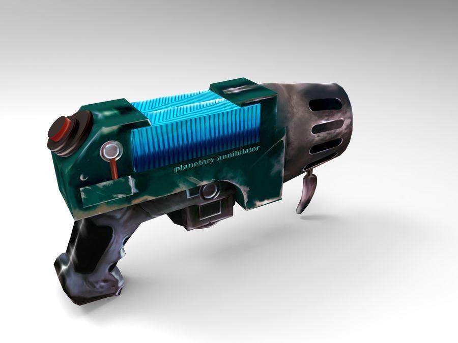 оружие royalty-free 3d model - Preview no. 9