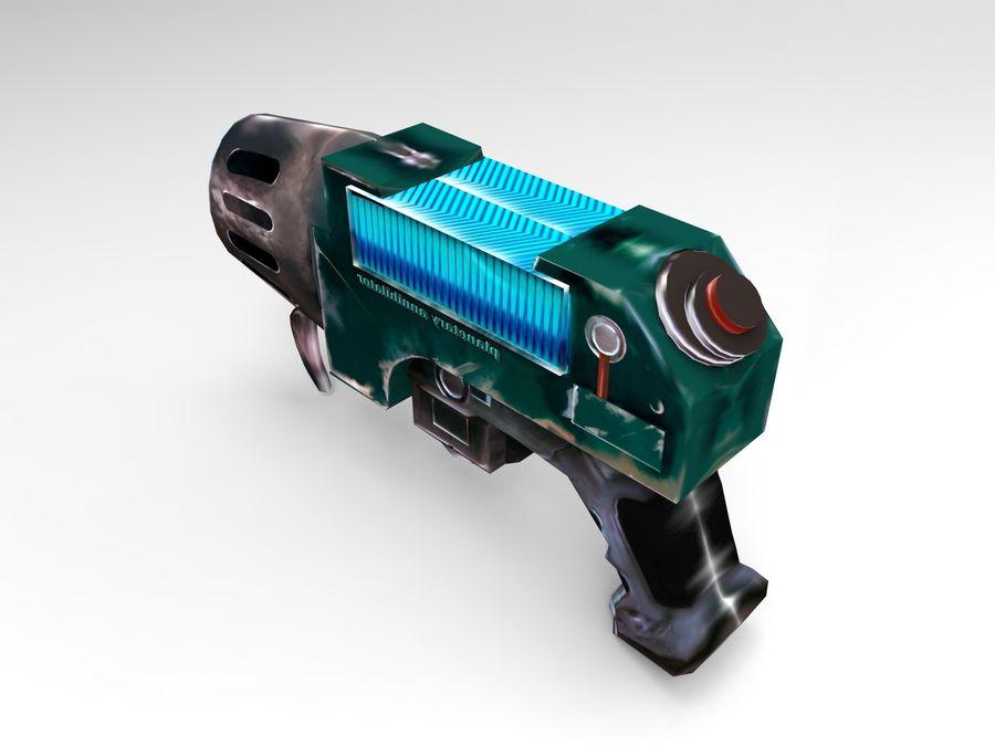 оружие royalty-free 3d model - Preview no. 3