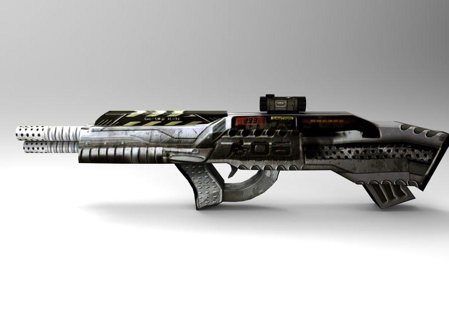 arma royalty-free modelo 3d - Preview no. 1