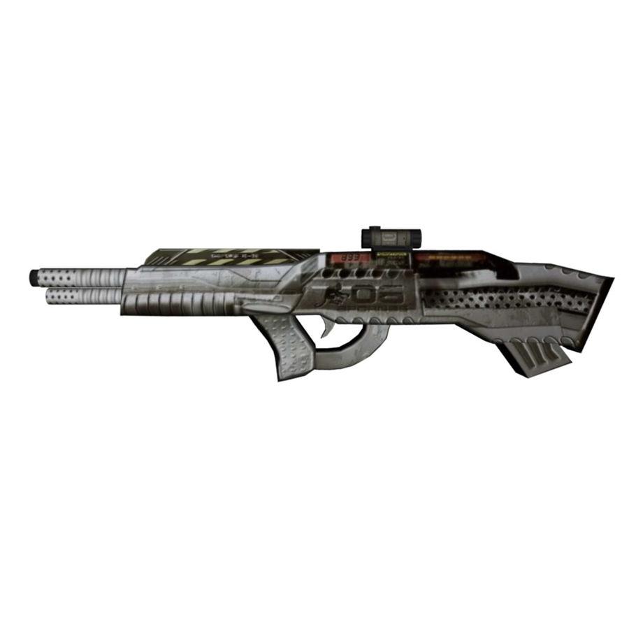 arma royalty-free modelo 3d - Preview no. 14