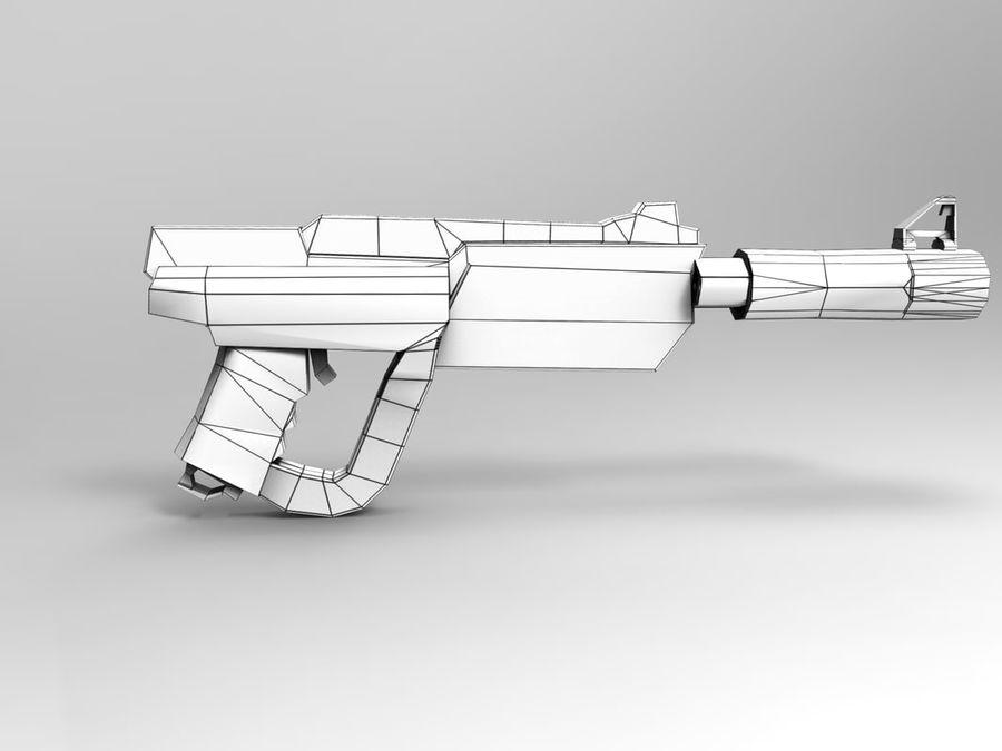 武器 royalty-free 3d model - Preview no. 13