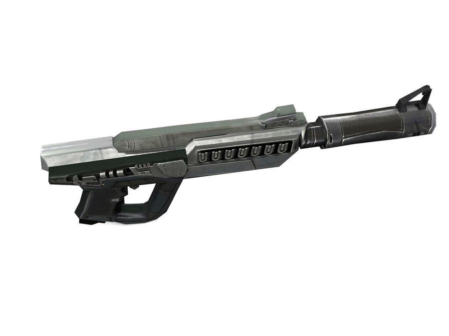武器 royalty-free 3d model - Preview no. 11