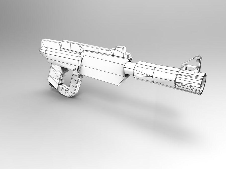 武器 royalty-free 3d model - Preview no. 14