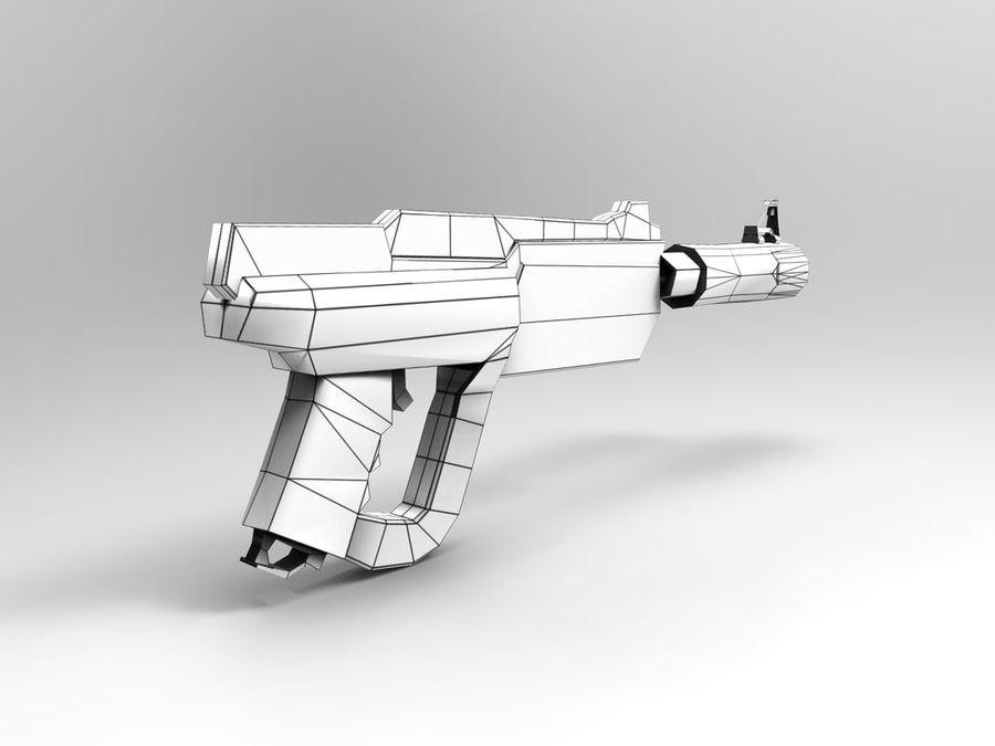 武器 royalty-free 3d model - Preview no. 12