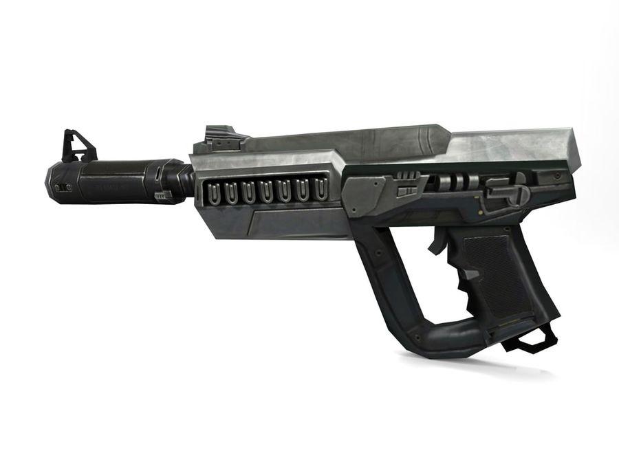 武器 royalty-free 3d model - Preview no. 3