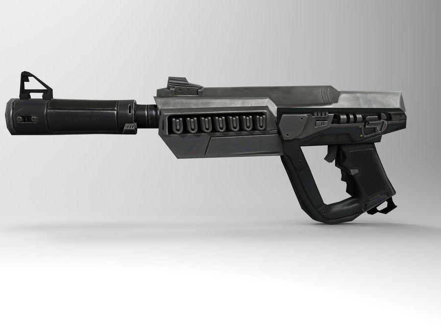 武器 royalty-free 3d model - Preview no. 17