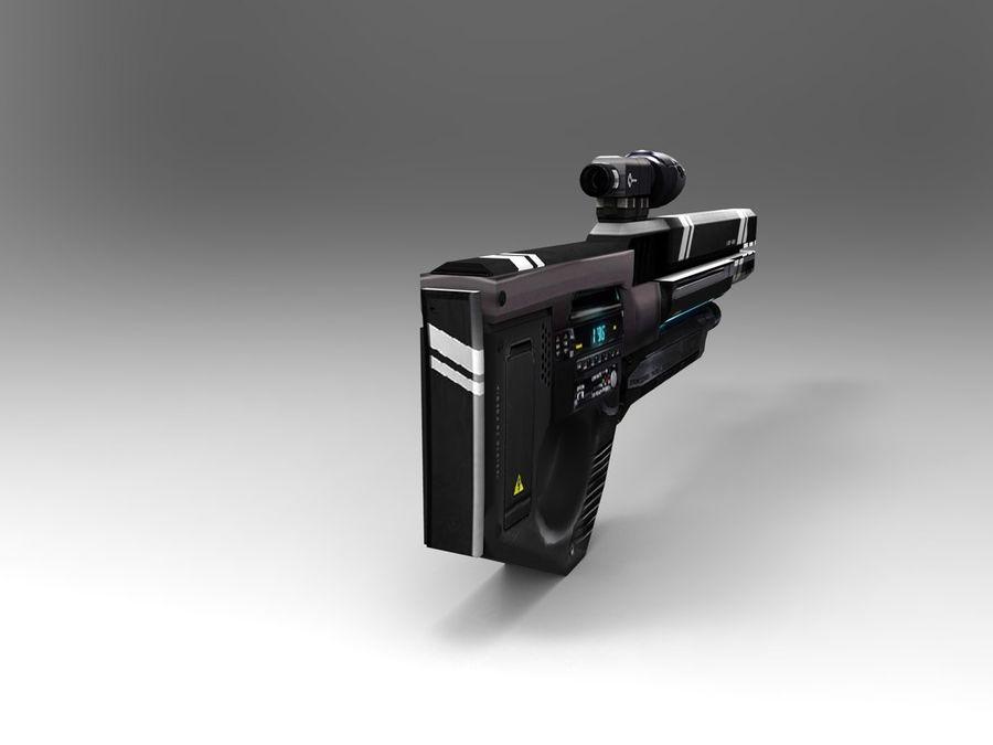 武器 royalty-free 3d model - Preview no. 25