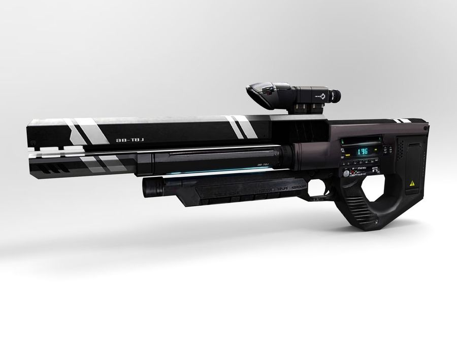 武器 royalty-free 3d model - Preview no. 40
