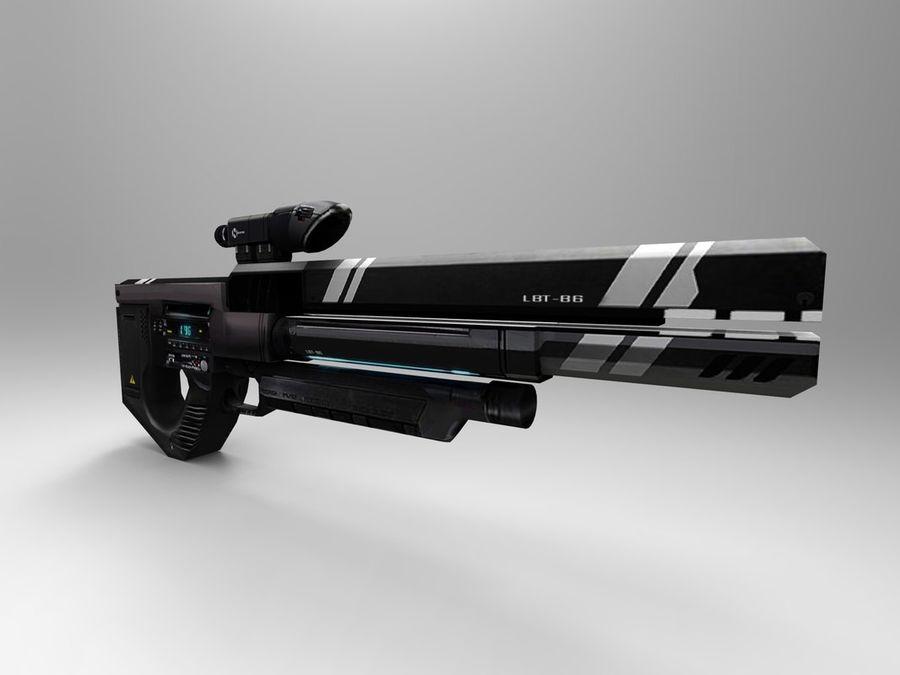 武器 royalty-free 3d model - Preview no. 19