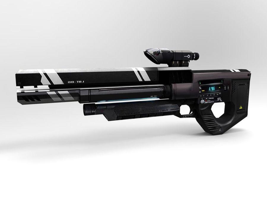 武器 royalty-free 3d model - Preview no. 20