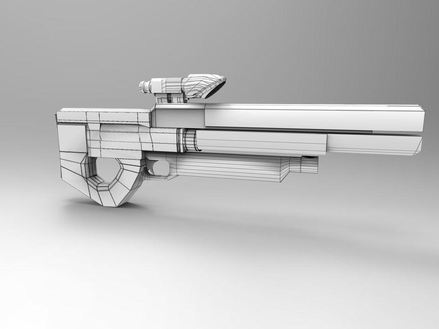 武器 royalty-free 3d model - Preview no. 36