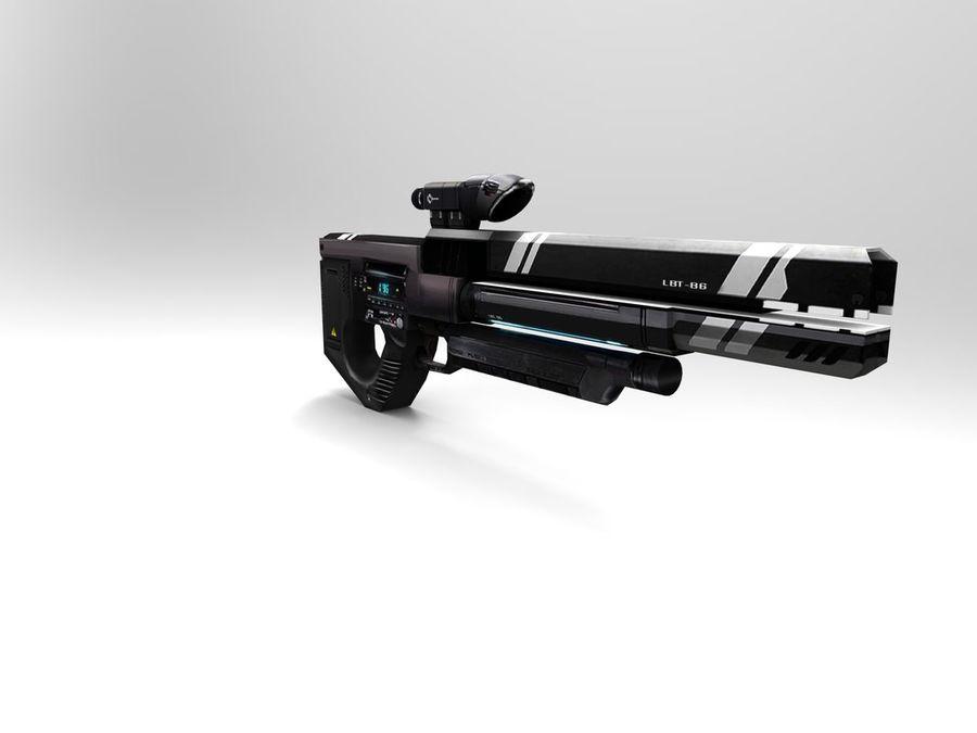 武器 royalty-free 3d model - Preview no. 29
