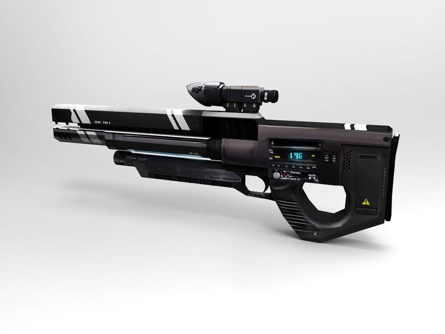 武器 royalty-free 3d model - Preview no. 22