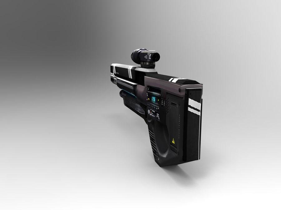 武器 royalty-free 3d model - Preview no. 24