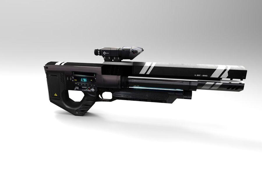 武器 royalty-free 3d model - Preview no. 28