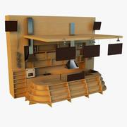 Trade pavilion 13 3d model