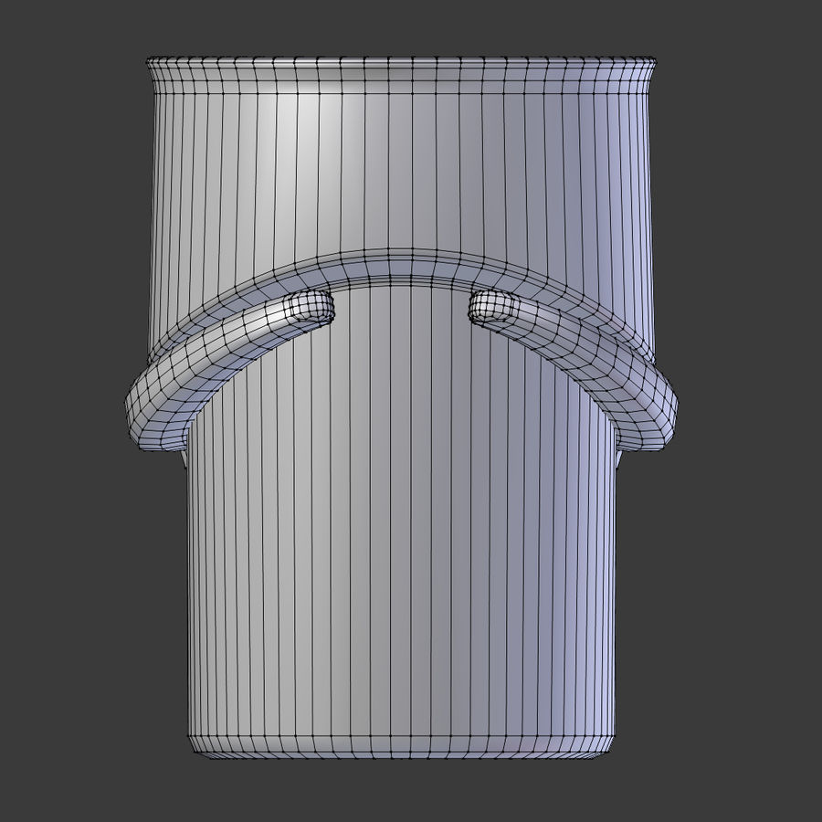 banyo aksesuarları royalty-free 3d model - Preview no. 23