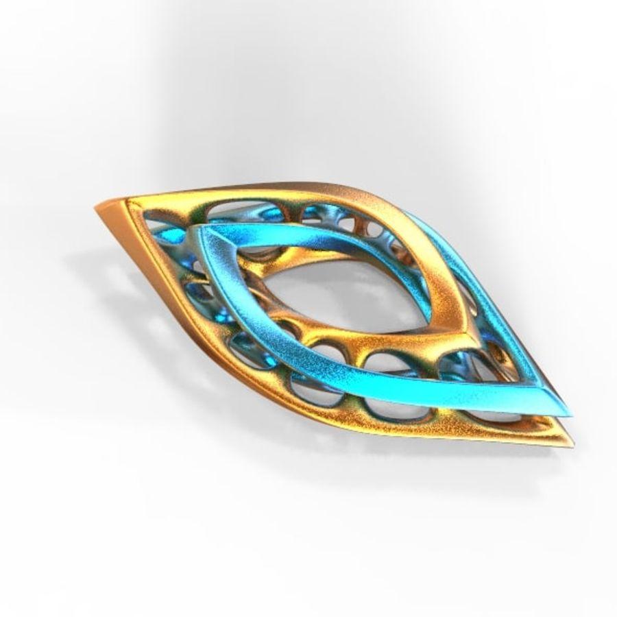 Œil royalty-free 3d model - Preview no. 2