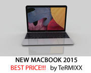 Macbook 2015 3d model