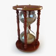 Hourglass 3d model