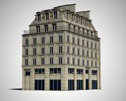 Parijs huis 3d model