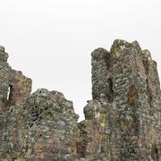 Ruinas del castillo modelo 3d