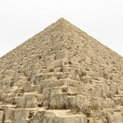 金字塔 3d model
