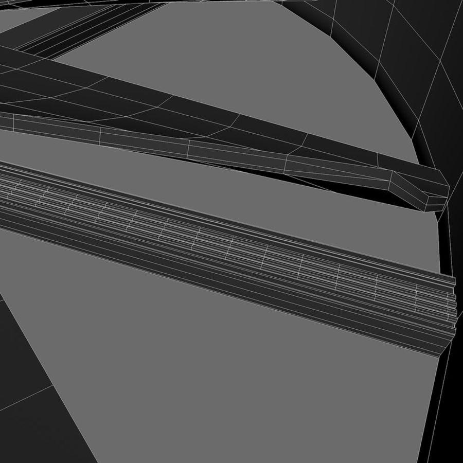 CPU fan royalty-free 3d model - Preview no. 19