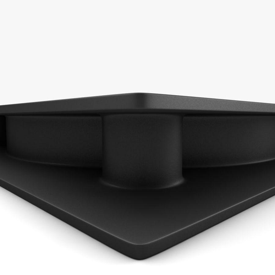 CPU fan royalty-free 3d model - Preview no. 5