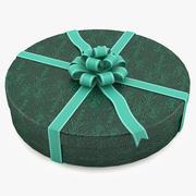 Confezione regalo 4 3d model