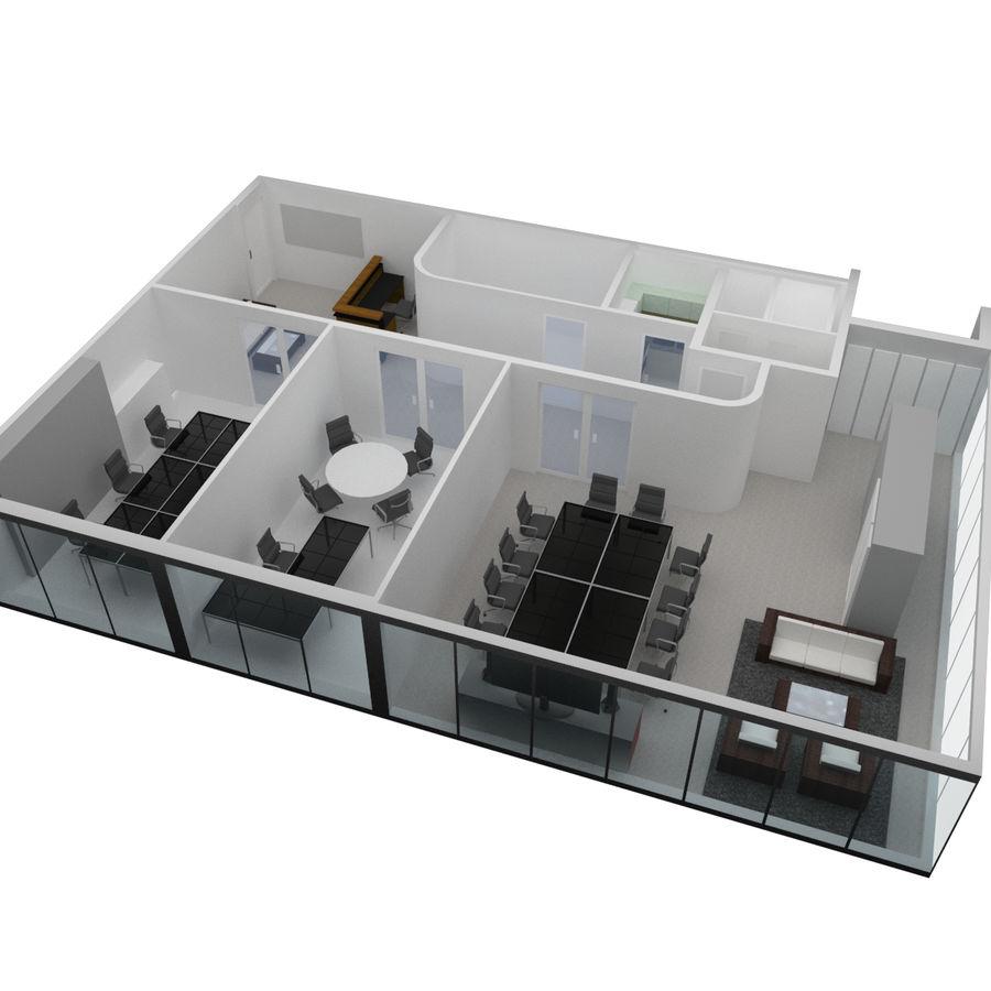 Gabinet royalty-free 3d model - Preview no. 2