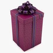 Geschenkbox 2 3d model