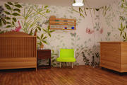 儿童房 3d model