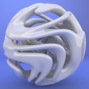 3d Printed Object 024 3d model