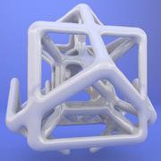 3d Printed Object 046 3d model