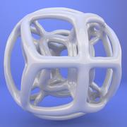 3d Printed Object 047 3d model