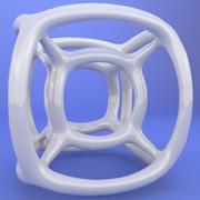 3d Printed Object 050 3d model