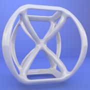 3d Printed Object 053 3d model