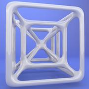 3d Printed Object 057 3d model