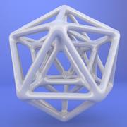 3d Printed Object 058 3d model