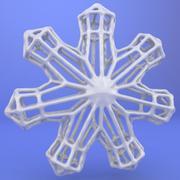 3D gedrucktes Objekt 059 3d model