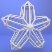 3D gedrucktes Objekt 060 3d model
