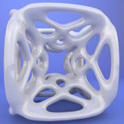 3D gedrucktes Objekt 061 3d model