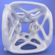 3d Printed Object 061 3d model